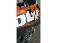 KTM DUKE 125 2013