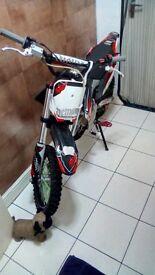 Demon x dxr2 140cc pit bike