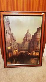 Picture frame of St Pauls