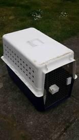 Pet travel Crate.