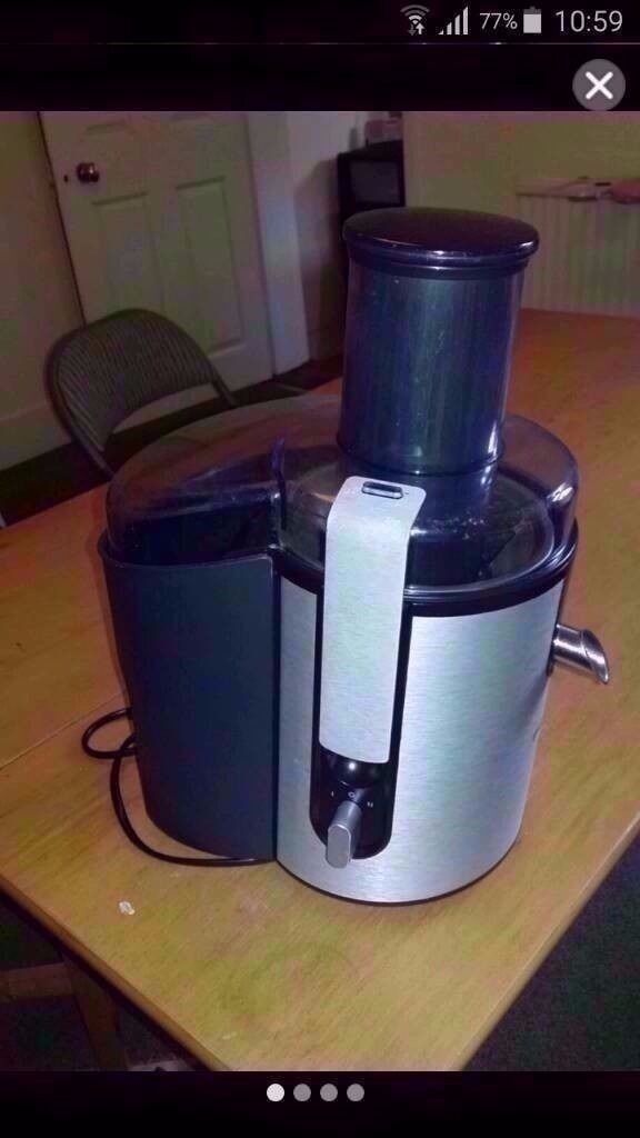 is drinking juice from a juicer good for you