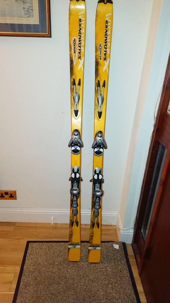 Salomon x scream skis 179cm