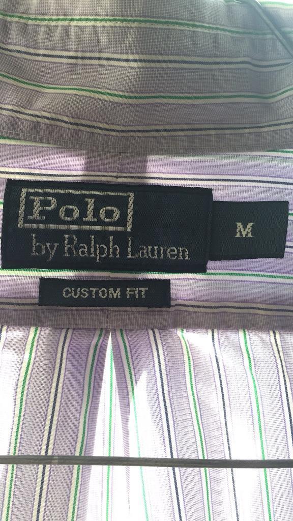 Polo by Ralph Lauren shirt (M)