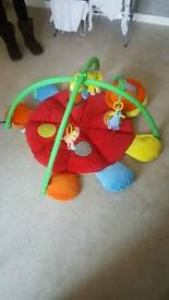 Baby play mat (As new)