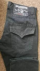 True Religion Brand Jeans - 34 waist - Bootcut - £20