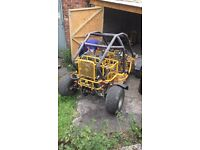 Gs moon buggy ( cbr 600rr engined )
