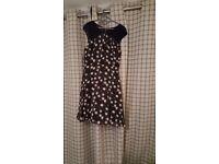 Monsoon size 18 dandelion clock dress