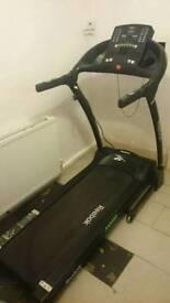 Reebok zr7 running machine treadmill.