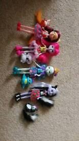 Enchanimal dolls and pets