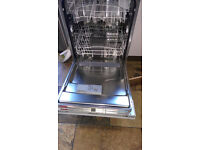 Hotpoint integrated dishwasher model BF1620