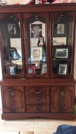 FREE to collect large wall unit