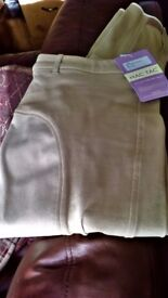 New Riding Breeches 34""