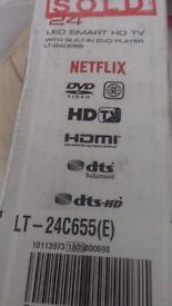 24 inch jvc tv