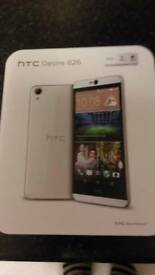 HTC desire 826 dual SIM 16gb white