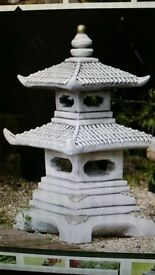 Oriental style garden ornament **Wanted**