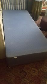SINGLE BED ON OFFER WITH POCKET SPRUNG OTHOPEDIC MATRESS