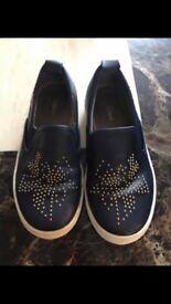 Girls genuine Chloe shoes