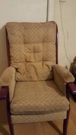 High-seated Chair