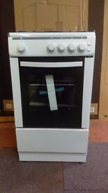 50Cm Gas Cooker in Ex Display which may have minor marks or blemishes.