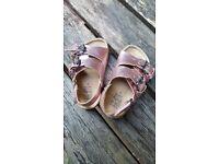 Baby zara shoes size 19