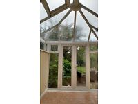 For Sale - Complete Used UPVC Conservatory