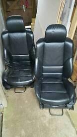 Bmw e46 seats