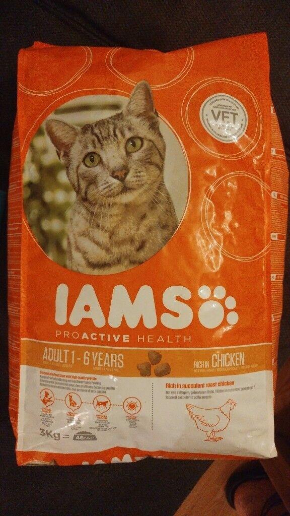 Iams Proactive health (chicken) 3Kg bag