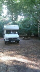 Regretably Selling much loved campervan
