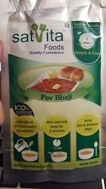 Satvita Foods- Instant Meals- Dehydrated Healthy Food