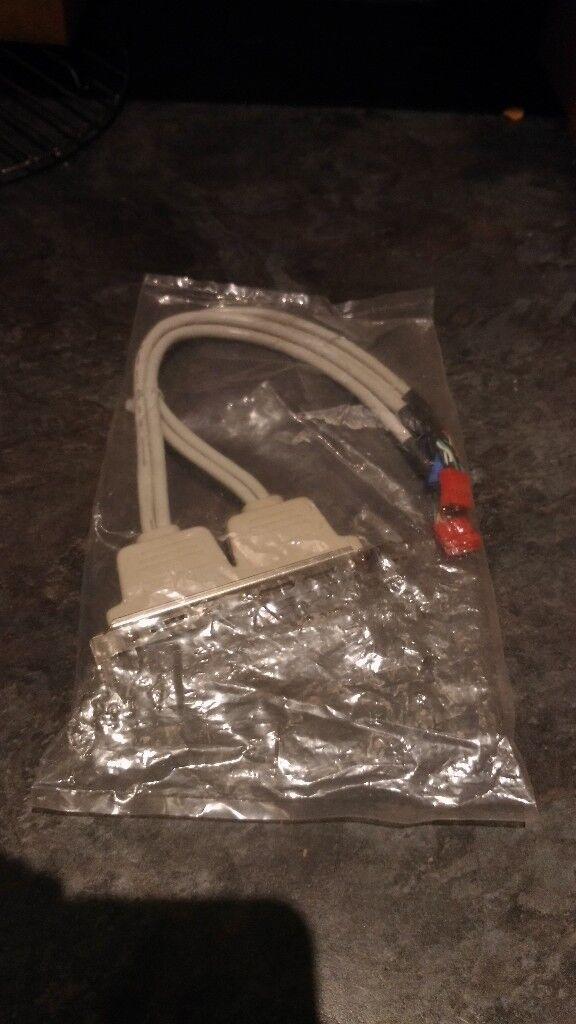 2 Ports USB, 1 FireWire 800 port, 1 FireWire 400 port Motherboard ...