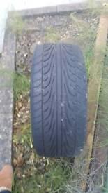 245/45/18 Tyre.
