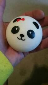 lovely panda squishy