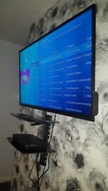 VELTECH 50INC 4K ALTRA LED TV BULIT IN FREE VIEW AND USB RECORDING