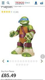 New toys teenage mutant ninja turtle