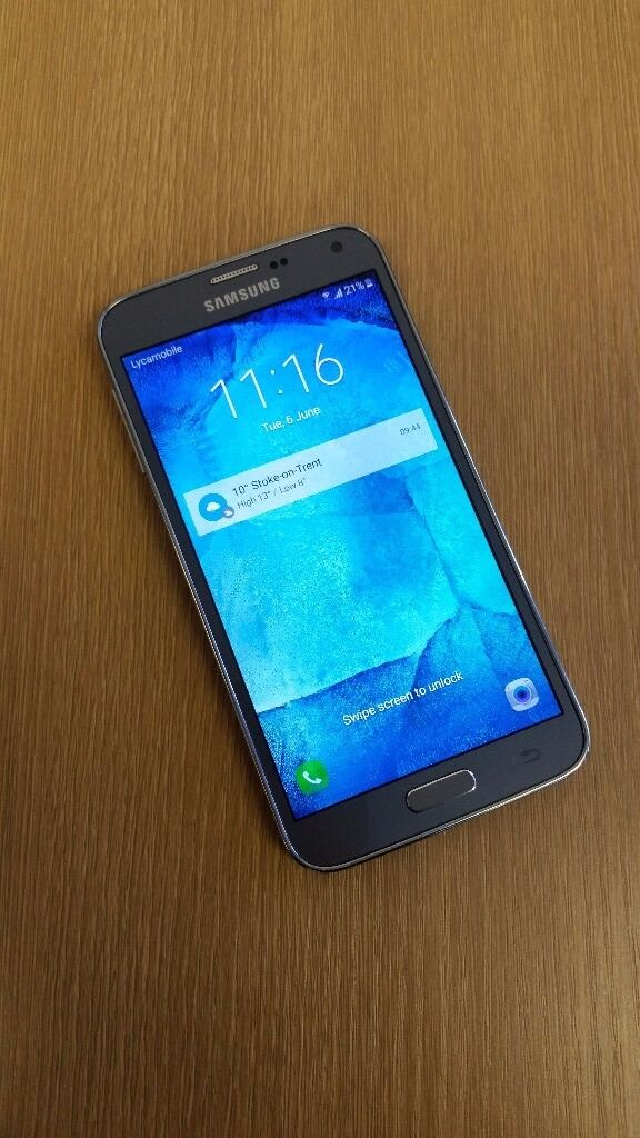 SAMSUNG S5 NEOin Stoke on Trent, StaffordshireGumtree - SAMSUNG S5 NEO 16GB Used WiFi and 3G Unlocked comes with a charger only and 6 month warranty for more info please call 07436008115 £125
