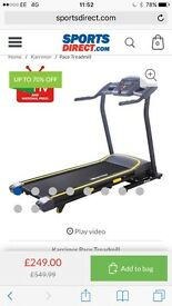 Treadmill brand new for sale