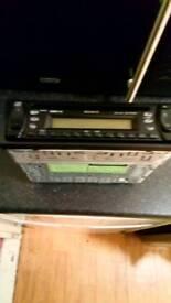 Sony car CD radio player