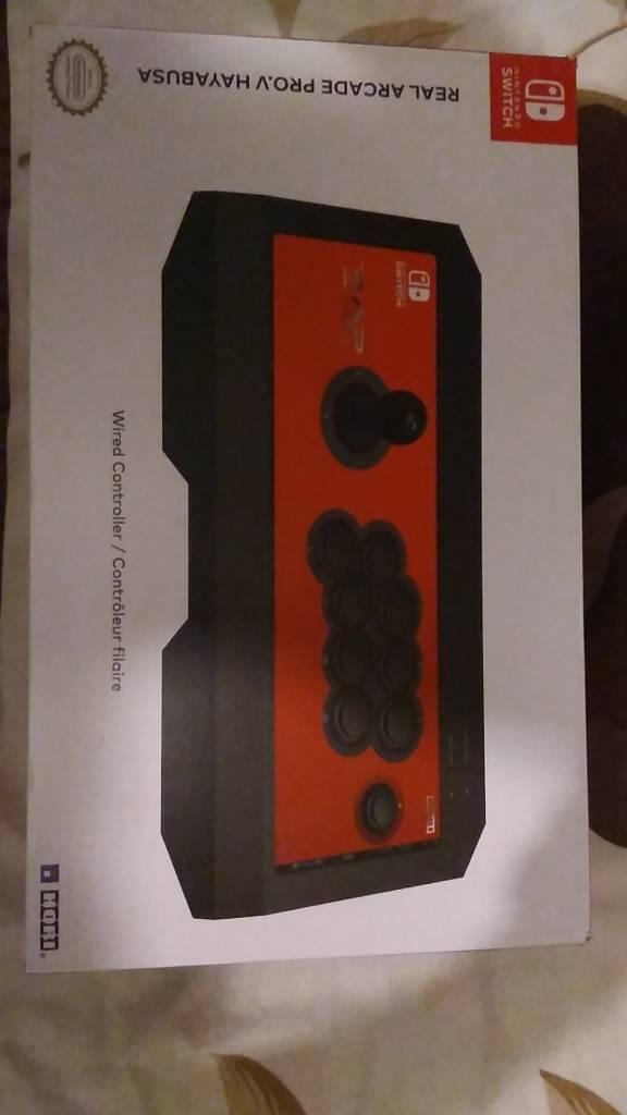 Nintendo switch arcade stick