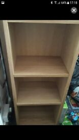 Brown Billy Bookcase