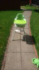 KETER 3 IN 1 Multi dine High chair