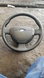 Ford Fusion 2007 Steering Wheel & Airbag