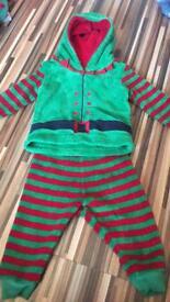 Elf suit. 9-12 months