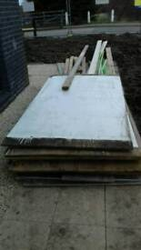 18mm 8x4 ply sheets
