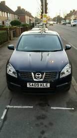 Nissan qashqai quick sale