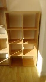 Bookcase/ Shelving unit. Excellent condition