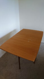 Dining Set (1 Gate Leg Table & 4 x Chairs.)