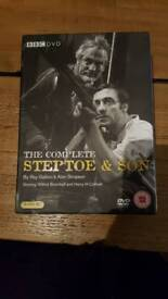 Steptoe and Son DVD the complete collection