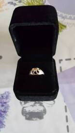 Gold ring 9 carat