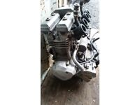 Motorbike engines for sale or trade for estate car or small van