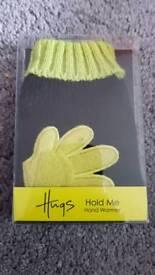 Hugs hand warmer